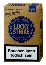 Lucky Strike Origins USA blue