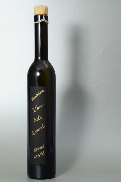 Fränkischer Weinhefebrand