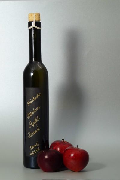 Fränkischer Nikolaus-Apfelbrand