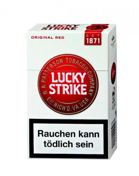 Lucky Strike red AP