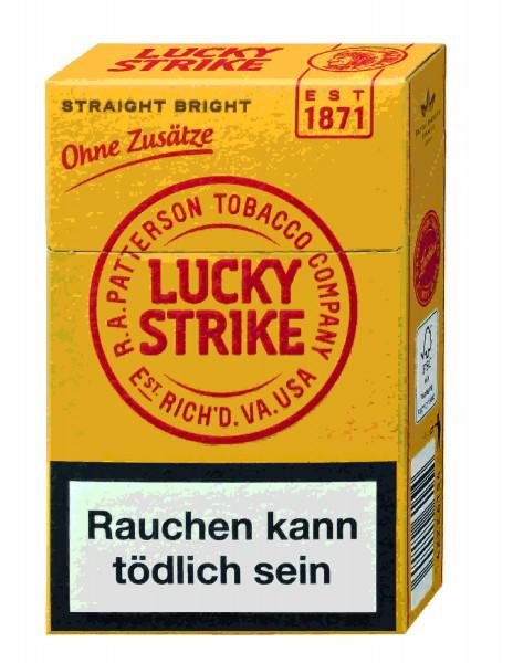 Lucky Strike Origins Brazil bright