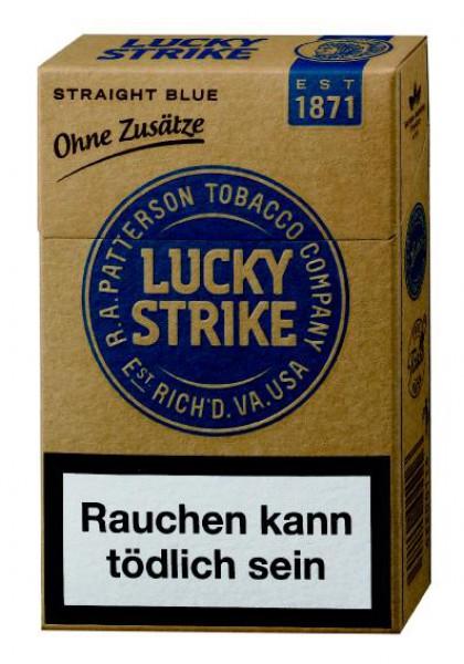 Lucky Strike Origins USA blue XL
