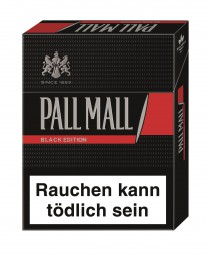 Pall Mall Black Edition XL