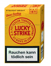 Lucky Strike Origins Brazil bright